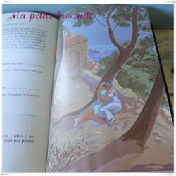 PORTE PLUME RESINE PRESSE PAPIER MAJOR ECOLIER PRODUCTION VISOR
