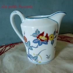 Ancien pot à lait de Charles Field Haviland Limoges modèle Chantilly