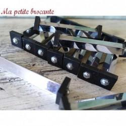 Série de douze porte-couteaux art déco