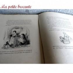 Les petits robinsons des caves ou le siège de Paris Alphonse Daudet