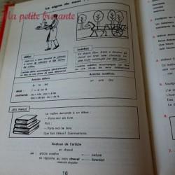 J'apprends la grammaire cours moyen Carles Rochel Istra