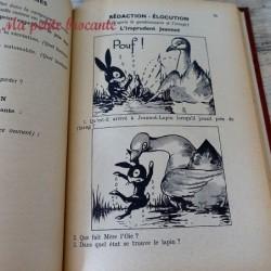 La grammaire par le croquis et les textes R. Jolly et J. Laurin Nathan