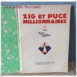 Zig et Puce millionnaires