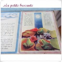 L'enlèvement de Fleuret un conte d'Irène Simonet