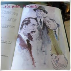Merlusse Cigalon Jazz La belle meunière de Marcel Pagnol éditions Pastorelly