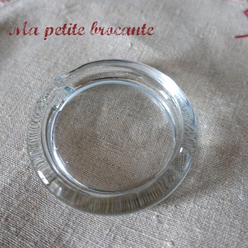 Anti-monte lait  en pyrex de la marque Sovirel France