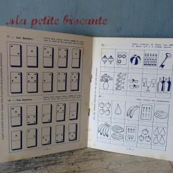 Cherche et trouve exercices graphiques n° 5 S. Herbinière-Lebert