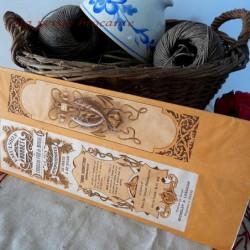 Ancien carton emballage pharmacie émulsion Norret huile de foie de morue