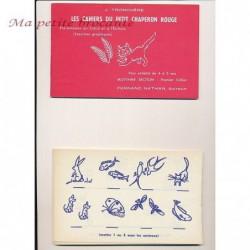 Les cahiers du petit chaperon rouge premier cahier MS  1 J. TRONCHERE NATHAN