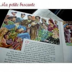 François 1er Robert Burnand et images de Pierre Noël