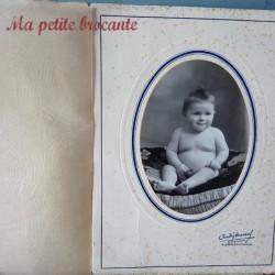 Belle photo de bébé André Marcel à Clermont-Ferrand