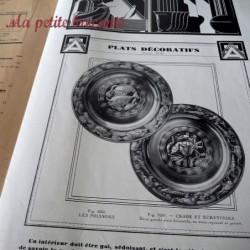 L'artisan pratique l'art de décorer son foyer n° 273 mars 1932