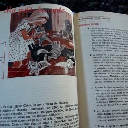 Mon livre de français Cours Moyen A. Ferré