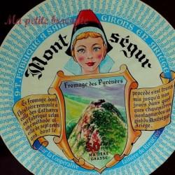 Plateau publicitaire du fromage Montségur fromage des Pyrénées