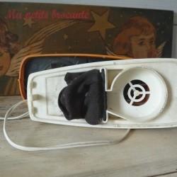 Brosse électrique d'ameublement Dyana des années 70