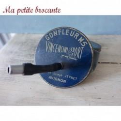 Ancien gonfleur M5 Vincensini sport Avignon