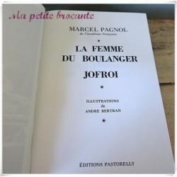 Jean de Florette et Manon des sources de Marcel Pagnol éditions Pastorelly