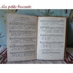 Cinquante chants populaires pour les écoles Bouchor & Tiersot