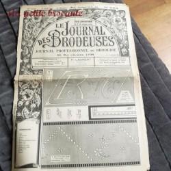 Le journal des brodeuses numéro n° 554