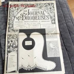 Le journal des brodeuses numéro n° 668