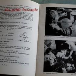 Des ensembles à la découverte du nombre Nicole Picard O.C.D.L
