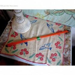 Belles aiguilles anciennes à tricoter sans numéro