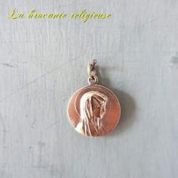 Médaille de la Sainte vierge Marie signée OBC