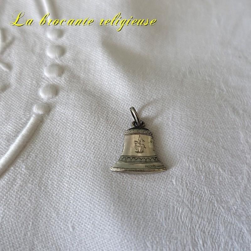 Médaille ancienne Jeanne d'Arc fondeur Paccard