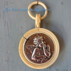 Médaille de berceau à suspendre d'après Raphaël