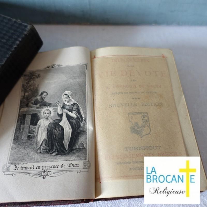Introduction à la vie dévote par S. François de Sales 1898