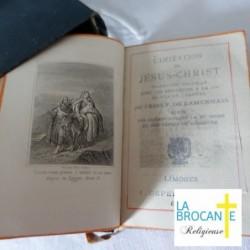 L'imitation de Jésus-Christ abbé F. de  Lamennais n°32