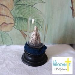 Notre-dame de Rocamadour sous globe en verre