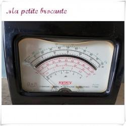 Multimètre Métrix modèle 430 n° 15280