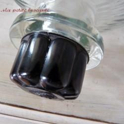 Flacon ancien de brillantine Cadoricin 1000 ml