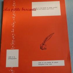 Cahier de textes libres de la méthode de lecture DOMI LIRA Chambrette Couverture