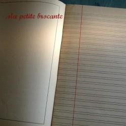 Cahier de textes libres de la méthode de lecture DOMI LIRA Chambrette interieur