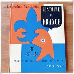 Cours d'histoire Clozier - Histoire de France cours moyen