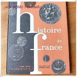 Histoire de france cours moyen J. Gautrot Lacourt et E. Gozé