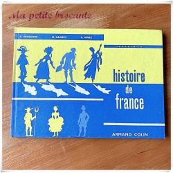 Histoire de France Ce2 et CM1 E. Personne Malgret G. Marc