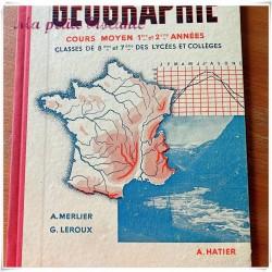 Géographie cours moyen 1ère et 2ème années A. Merlier