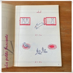 Cahier de calcul livret 1 Benhaïm Hatier