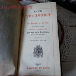 Ecce panis angelorum ou les dimanches et les fêtes sanctifiés par la Sainte Communion