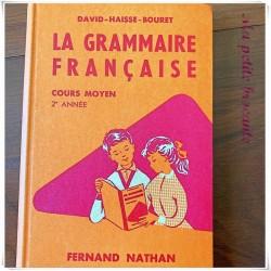 La grammaire française CM2 David Haisse Bouret
