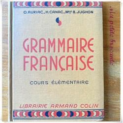 Grammaire française cours...