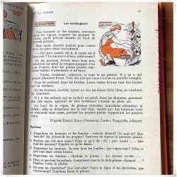 Le livre de français du cours élémentaire R. Delandre A. Locqueneux