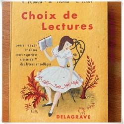Choix de lectures CM2 M. Pouron M. Picard E. Leroy