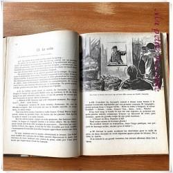 Pages d'action lectures pour la classe de CEP