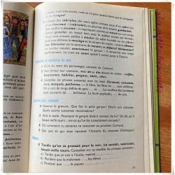 Mon livre de français CE1 A. Ferré