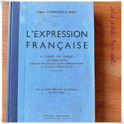 L'expression française à l'usage des maîtres Rossignol