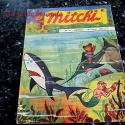 Mitchi n° 21 mensuel 1956